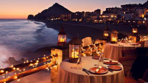 Романтический ужин?