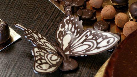 Шоколадное моделирование