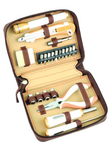Стильный набор для инструментов.