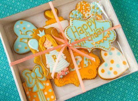 Восхитительное имбирное печенье…