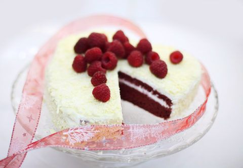 Домашний ягодный торт