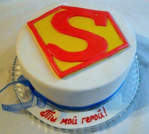 А вот и тортик