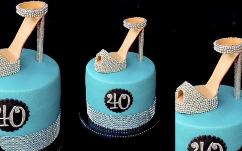 Драгоценный тортик