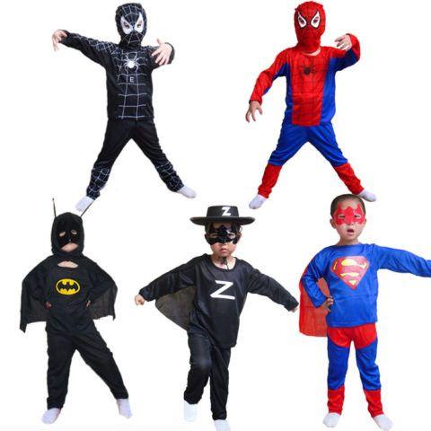 Костюмчик супергероя