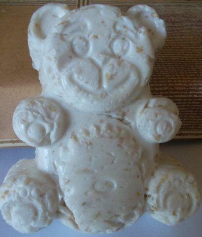 Медведь из формочки