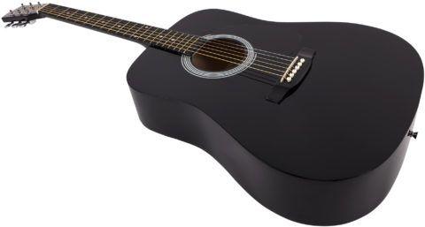 Может быть, он мечтал о гитаре?