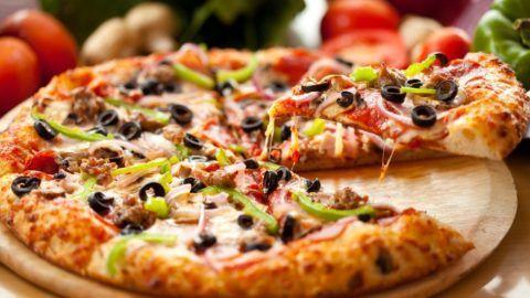 Пицца?