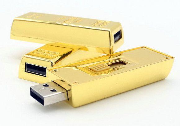 «Золотая флешка»