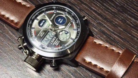Армейские наручные часы
