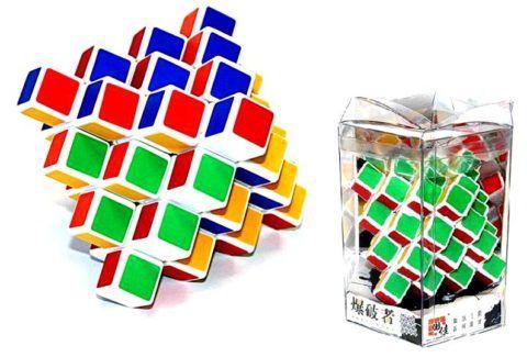 Довольно необычная разновидность многочисленных головоломок.