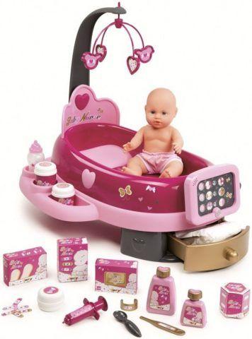 Если ваша дочь уже любит ухаживать за всевозможными пупсами, то такой ванночке точно обрадуется.