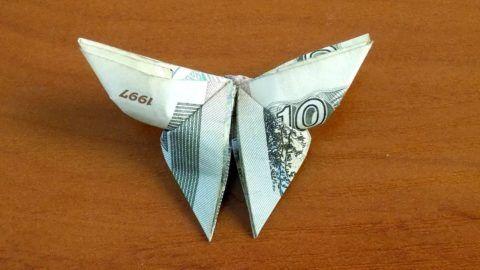 Милая бабочка для милой и нежной девушки.