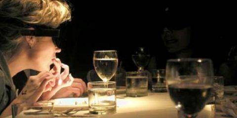 Оригинальный романтический ужин