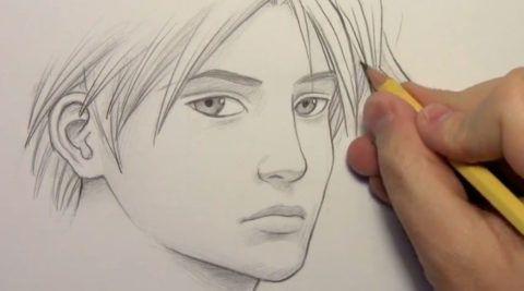 Портрет любимого человека