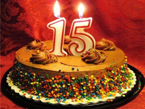 Пусть этот день рождения будет необыкновенным!