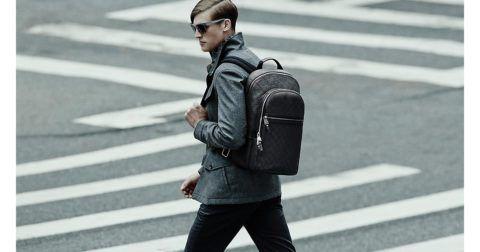 Рюкзак?