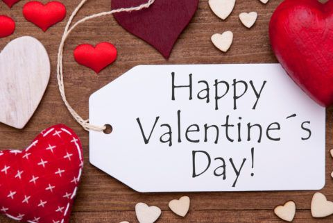 Самый романтичный день в году
