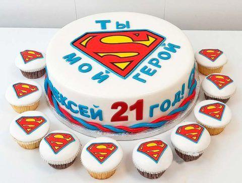 Тортик герою