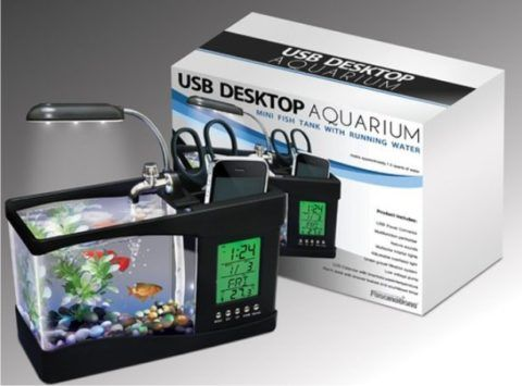 USB-аквариум