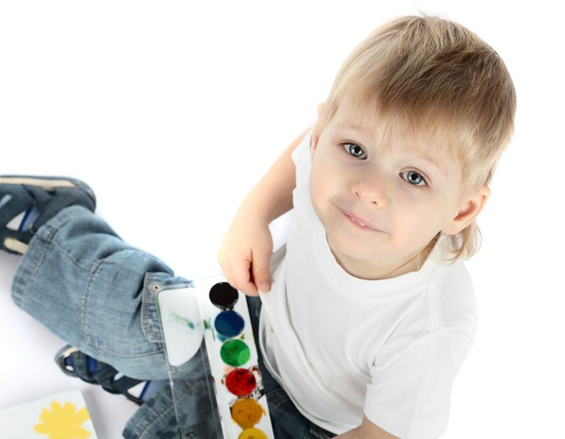 Чем порадовать трёхлетнего ребёнка?