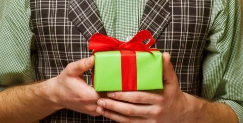 Что подарить на двадцать третье февраля папе?