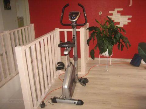 Для установки тренажера в квартире или дома необходимо немало свободного пространства.