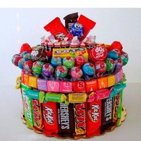 Еще больше сладостей!