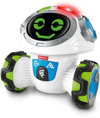 Интерактивный обучающий робот