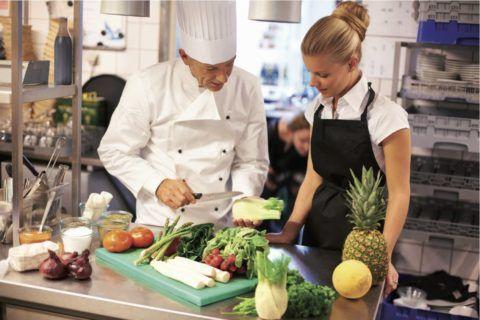 Кулинарный мастер-класс от знаменитого шеф повара