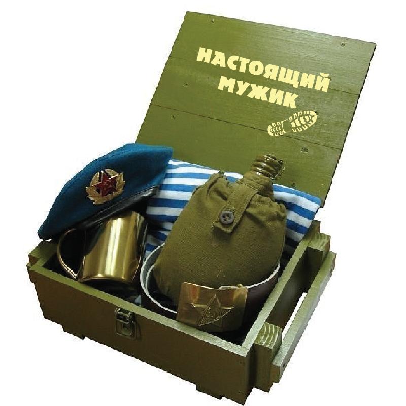 Подарок отставному военному 75