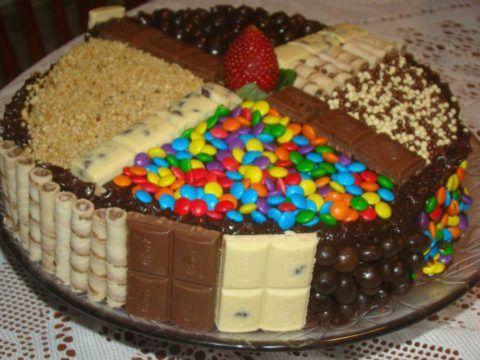 Невероятно вкусный торт, приготовленный своими руками.