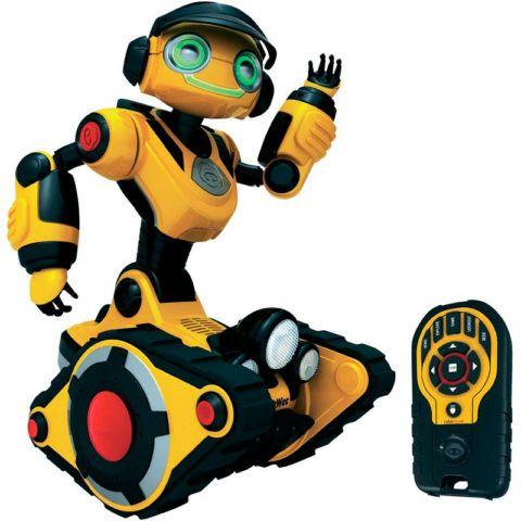 Прекрасный робот, который может стоить не так уж и много, для мальчика.