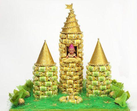 Прекрасный замок для юной принцессы!