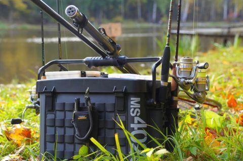 Рыболовный чемодан