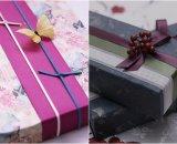 Бабочка и веточка ягод привлекают к себе внимание и дополняют композицию.