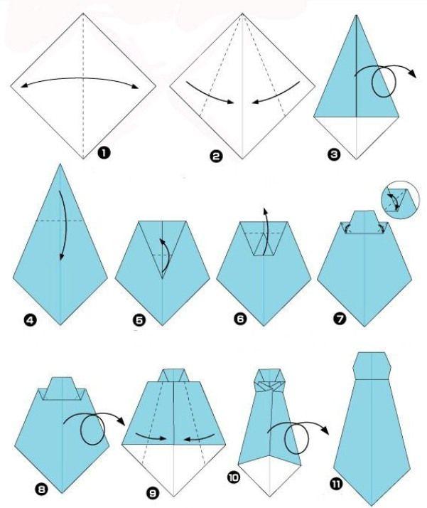 этом открытки оригами своими руками на день рождения для папы туризма