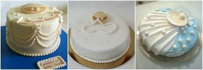 Жемчужная свадьба 30 лет свадьбы