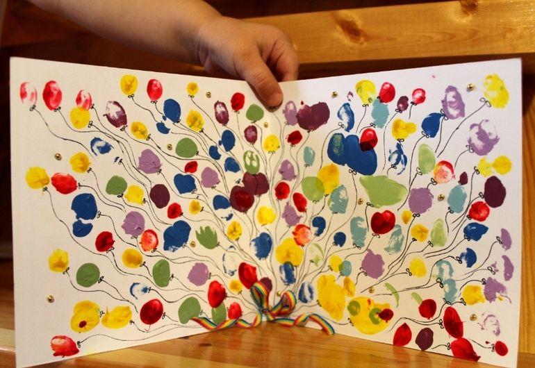 Открытки с днем рождения папе от дочери своими руками