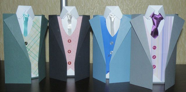 Фотками, открытки пиджак с галстуком и рубашкой видео